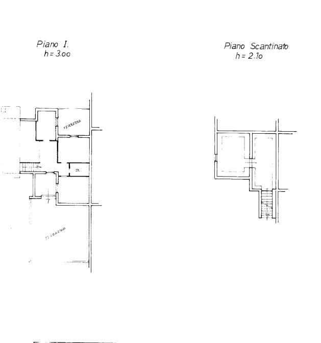Planimetria P 1 e S1