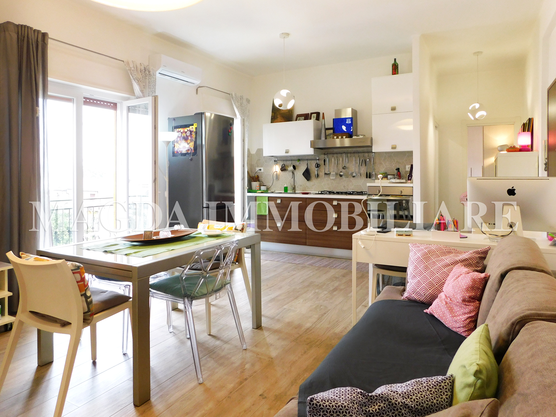 Appartamento a Ladispoli - Via G. Garibaldi